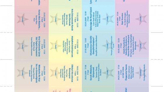 Kişisel Gelişim Günleri 2009 (16 Şubat - 7 Mart) 1