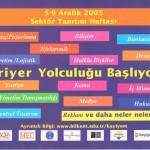 İş Alanları Tanıtım Günleri 2005 (5-9 ARALIK) 2