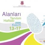 İş Alanları Tanıtım Günleri 2006 (13-17 KASIM) 1