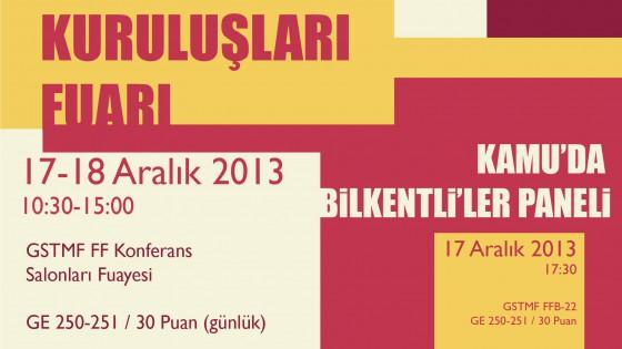Kamu Kurum ve Kuruluşları Fuarı 2013 (17-18 ARALIK) 2