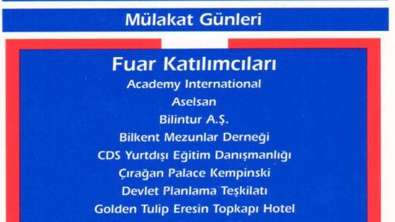 Kariyer Fuarı 2003 1