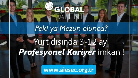 AIESEC Global Talent 1