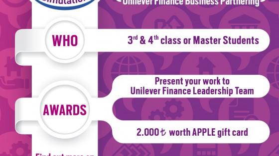 Unilever Financial Minds Simulation 1