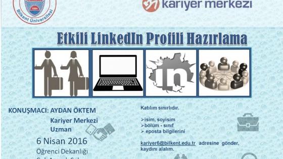 Etkili LinkedIn Profili Hazırlama 2