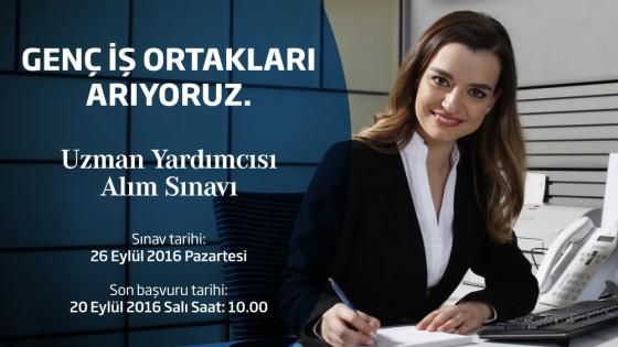 Türkiye İş Bankası Uzman Yardımcılığı Sınavı 1