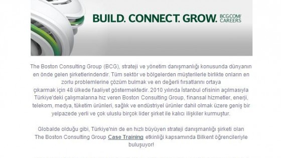 Boston Consulting Group in Campus 1