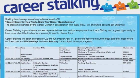Career Stalking 2