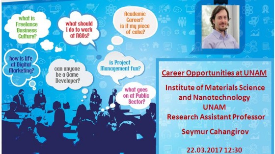 Career Oppurtunities at UNAM 1
