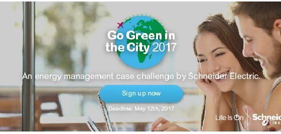 Schneider Electric Global Proje Yarışması 1