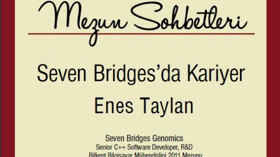 Seven Bridges'da Kariyer 1