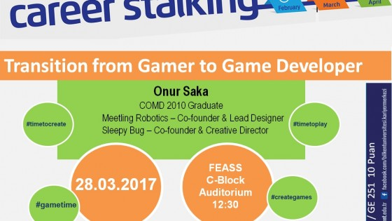 Transition from Gamer to Game Developer 2