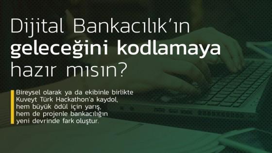 Kuveyt Türk / Hackathon 1