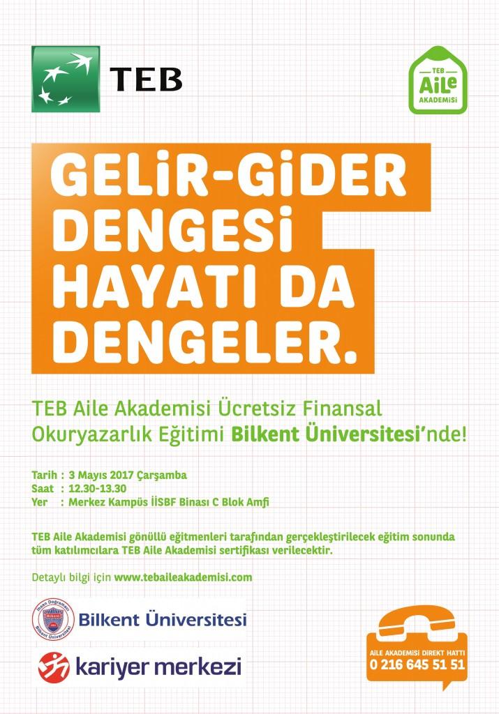 TEB Aile Ekonomisi Finansal Okuryazarlık Eğitimi 1