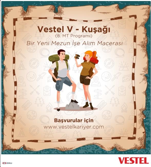 Vestel V-Kuşağı (8.MT) Programı 1