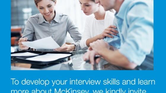 McKinsey Case Interview Workshop 1