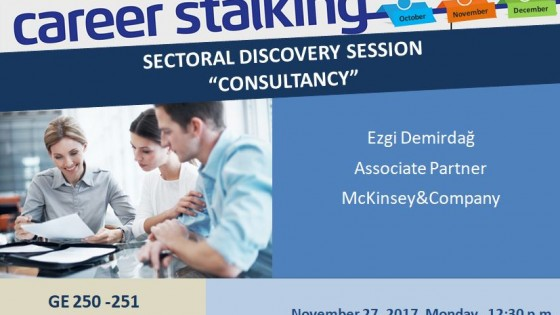 Sectoral Discovery Session in Consultancy 1