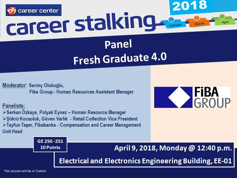 Fiba GroupPanel: Fresh Graduate 4.0 1