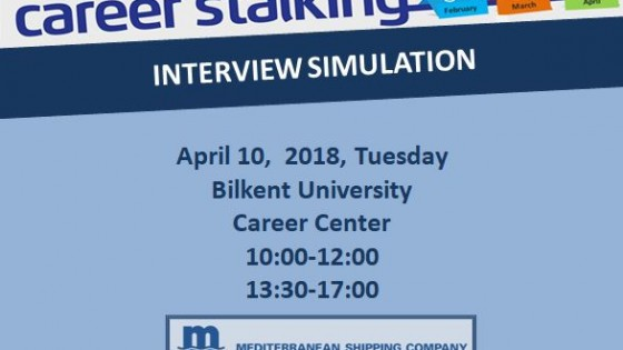 MSC Mediterranean Shipping Company Interview Simulation 1
