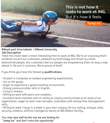 Ing Bank Part Time Talents 1