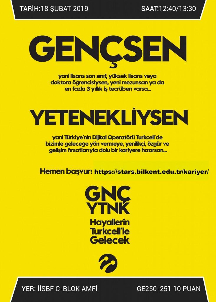 TURKCELL@BİLKENT 1