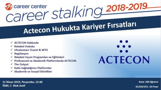 Actecon Hukukta Kariyer Fırsatları 1
