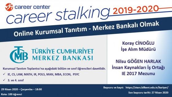 ONLINE KURUMSAL TANITIM - MERKEZ BANKALI OLMAK 1