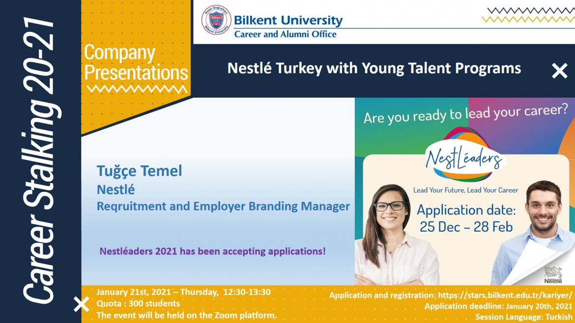 NESTLÉ TURKEY WITH YOUNG TALENT PROGRAMS 1